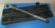 Click Type Adjustable Torque Wrench Da Jiun 1/2dr No 603