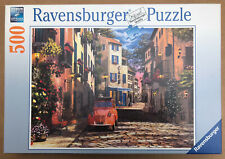 Ravensburger 500 piece jigsaw ~ In The heart Of Southern France'. Ex Condition