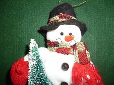 Yankee Candle 3-Votive Gift Set Balsam Christmas Cookie Spklng Cinnamon Snowman