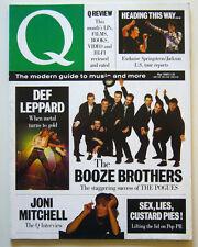 Q Joni Mitchell Def Leppard Chuck Berry Michael Jackson Bruce Springsteen Pogues