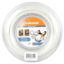 Head Corde Tennis Sonic per Rotolo 16 Bianco 1 3mm 200m