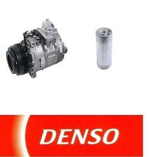 For 330CI 330I 330XI 525I 528I E46 E39 6cyl Denso AC A/C Compressor & Drier NEW