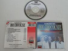 HOT CHOCOLATE/14 GREATEST HITS(CD-MFP 6009) CD ALBUM