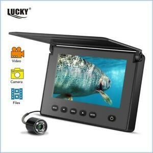 LUCKY underwater Fish Finder  fishing camera Ice Fishing Night vision Camera