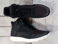 NEW TIMBERLAND A1IFL BOLTERO MIXED MID MEN'S BLACK  SNEAKER CHUKKA BOOTS SZ 13