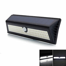 77 LED Outdoor Wireless Solar Energy Powered Motion Sensor Light Pond Decor Lamp