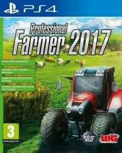 Professional Farmer 2017 (Playstation 4 PS4) Great Condition