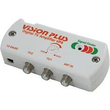 Visión Plus Vp4 Digital caravana de Televisión de señal Finder & Booster / Amplificador