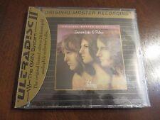 "Emerson, Lake & Palmer ELP ""TRILOGY""  MoFi  gold cd FACTORY SEALED OOP"