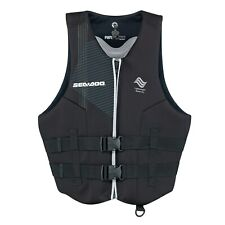 SEA-DOO AIRFLOW LIFE JACKET P/N 2858701690 3XL BLACK