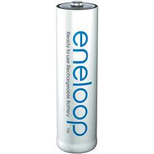 50 x Panasonic Eneloop AA batería set 50 piezas baterías hr06 1,2v NiMH BK -3 mcce
