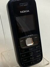 Nokia 1209 - Black (Unlocked) Mobile Phone