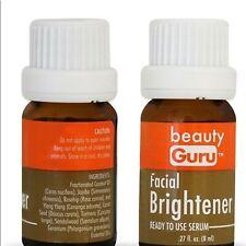 Beauty Guru Natural Bright Skin Serum With Rosehip oil facial brightener
