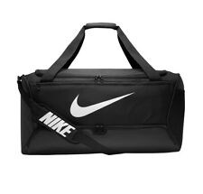 Nike Brasilia Duffel Bag Large Gym Bag BA5966 - Black - New 2021
