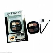 W7 Brow Bar Eyebrow Stencil Kit  Includes Powder, Comb and Brush