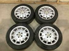 01 03 Mercedes Benz E320 16 Wheels 5x112 75 Wide With 2155516 Tires