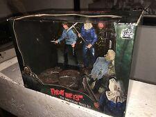 "NECA Friday the 13th 25th Anniversary Pamela & Jason Voorhees 7"" Figure Box Set"