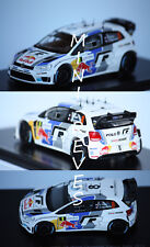 Spark Volkswagen Polo WRC World Champ. 2013 S. Ogier 1/43 S3314