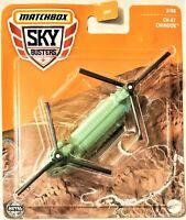 Matchbox - 2021 Skybusters CH-47 Chinook 3/08 (BBGWK48)
