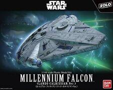 Bandai 1/144 Scale Model Kit Star Wars Millennium Falcon Lando Calrissian Ver.