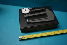 """USED MITUTOYO THICKNESS GAGE 0-1"""" 2416F DIAL INDICATOR"""
