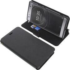 BOLSA para Sony Xperia XA2 MUY Book Style Fundas protectoras Móviles