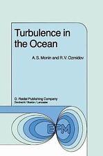 Environmental Fluid Mechanics: Turbulence in the Ocean 3 by R. V. Ozmidov and...