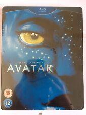 Avatar -Blu Ray & DVD Steelbook