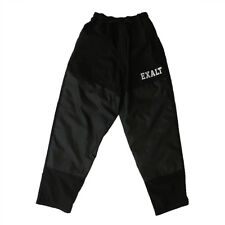 Exalt Paintball Throwback Paintball Pants - Black - Medium