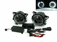Patrol GU4 Y61 MK5 2004-present SUV 5D CCFL Projector GLASS Fog Light for NISSAN