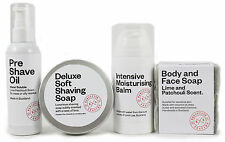 Executive Shaving Offer- Shaving Soap, Aftershave Balm, Pre Shave Oil, Face Soap