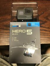 GoPro HERO5 4K Ultra HD Action Camera CHDBB-501 - Black