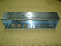 5E3 Chassis For TWEED DELUXE, ZINC FINISH 16GA.  USA made
