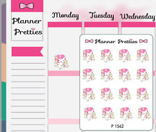 P1562 Payday Unicorn Planner Stickers