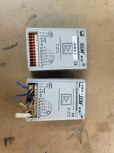 """HBM CLIP AE301 ANALOG AMPLIFIER """"LOT OF 2"""""""