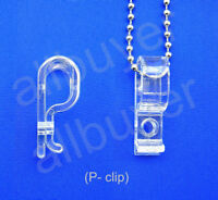 Child Safety Blind Clip Hook Device for Roller, Vertical & Roman Chain Cords