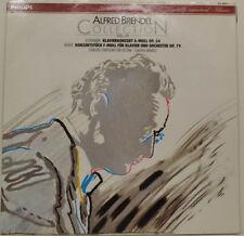 "ALFRED BRENDEL COLLECTION VOL.10 - SCHUMANN WEBER - ABBADO - 12"" LP (Y1958)"
