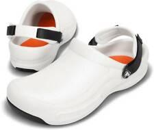 Crocs Bistro pro Clog [Size 45 - 46 Eu ] Men's Clogs White New & Original Box