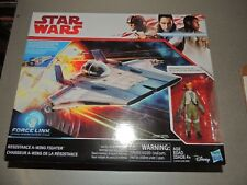 Disney Star Wars The Last Jedi Resistencia A-Wing Luchador