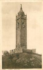 s10474 Cabot Tower, Bristol, England postcard