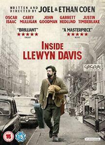 Inside Llewyn Davis [DVD] [2014] [DVD][Region 2]