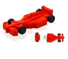 Clé USB 3D design Voiture de course/Formule1 16 Go Idée cadeau NEUVE