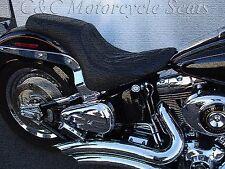 Harley-Davidson, C&C, Softail, Squareback Plain for Sleek Custom Look Fatboy 329