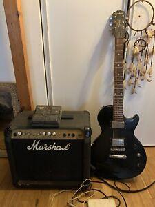 Gibson Epiphone Spécial Model & Ampli Marshall