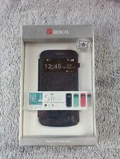 Hoco STAR Samsung Galaxy S4 mini smart case blau Schutz Hülle Tasche Flip cover