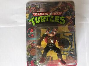 1988 Playmates Teenage Mutant Ninja Turtles Bebop Unpunched 10 Back