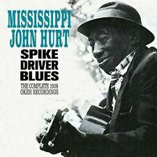 Mississippi John Hur - Spike Driver Blues: Complete 1928 Okeh Recordings [New CD