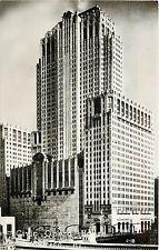 RPPC Postcard Civic Opera House Chicago IL