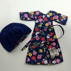 Vintage 1970's Pedigree Sindy Doll Clothes - High Society Dress Hat Shoes