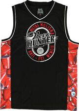 Metal Mulisha Mens Beer Hunter Jersey Tank Tee T-shirt Size L